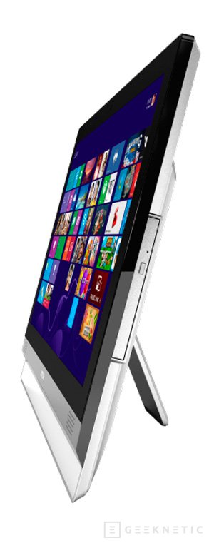 MSI Adora24, nuevo ordenador All-in-One ultra fino, Imagen 1