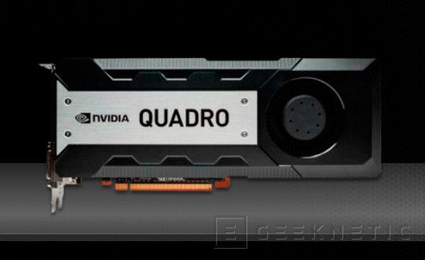 NVIDIA lanza una nueva gráfica para el mercado profesional, la Quadro K6000 con 12 GB de memoria, Imagen 3