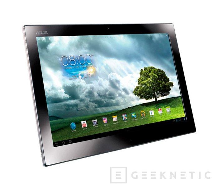 ASUS P1801-T Portable AiO, nuevo tablet-todo en uno portátil de 18 pulgadas, Imagen 1