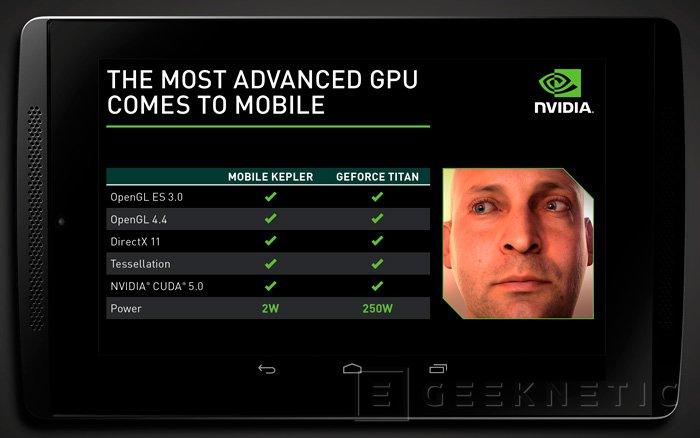NVIDIA está trabajando en llevar la arquitectura Kepler a dispositivos móviles, Imagen 1