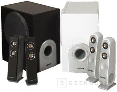 2 nuevos sistemas de altavoces 2.1 I-Trigue de Creative, Imagen 1