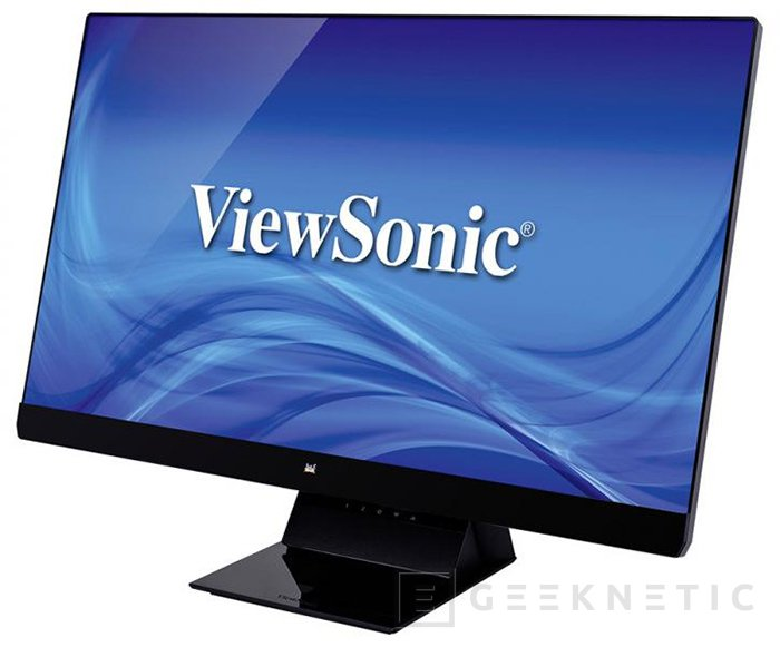 """Viewsonic lanza el nuevo VX2770Sml-LED. 27"""" sin marco, Imagen 1"""