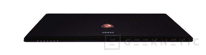 MSI lanza la nueva serie GS70 de portátiles delgados, Imagen 2