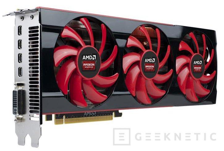 La AMD Radeon 7990 recorta notablemente su precio, Imagen 1