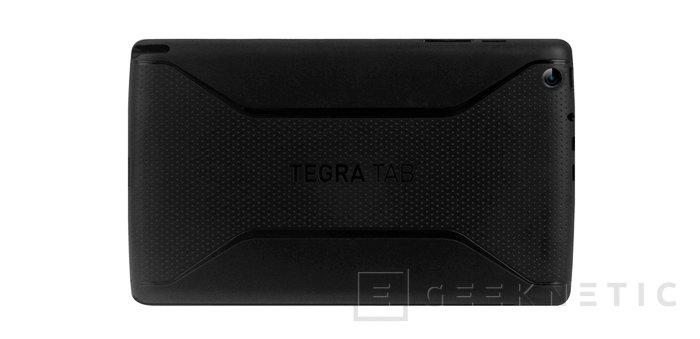 Tegra Tab 7. Se filtra la tablet de Nvidia, Imagen 1