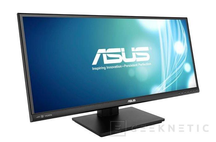 ASUS ya tiene su monitor ultra panorámico. El PB298Q, Imagen 1