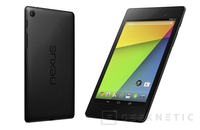 Confirmado el día 28 para la Nexus 7, Imagen 1
