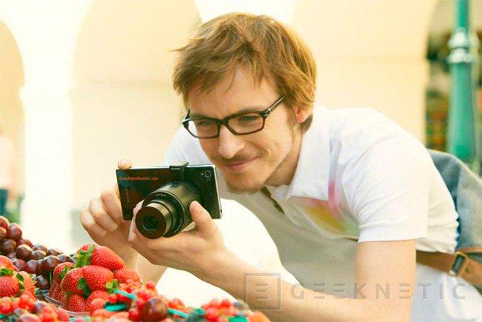 Sony está trabajando en módulos externos de cámara con sensor y objetivo para móviles, Imagen 2