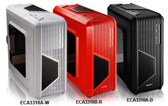 Enermax lanza la serie iVektor de torres gaming y de alto rendimiento, Imagen 1