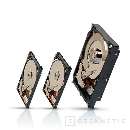 Nuevos discos duros híbridos de Seagate en formato 3.5