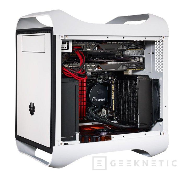 BitFenix Prodigy M, nueva torre de PC de tamaño compacto para placas micro-ATX, Imagen 2