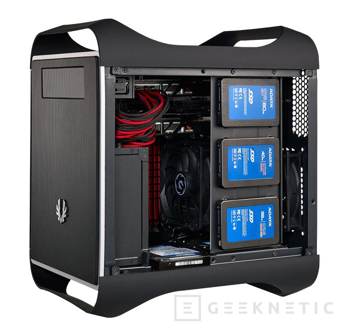 BitFenix Prodigy M, nueva torre de PC de tamaño compacto para placas micro-ATX, Imagen 3