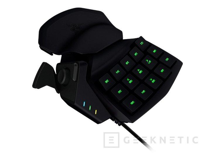 Razer Tartarus, un nuevo Keypad para jugadores, Imagen 2