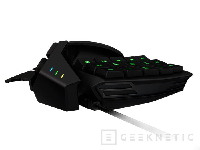 Razer Tartarus, un nuevo Keypad para jugadores, Imagen 3