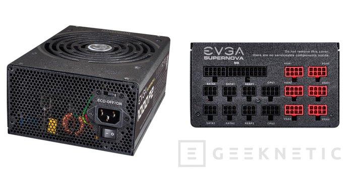 EVGA SuperNOVA 1000 P2, nueva fuente de alimentación de alto rendimiento, Imagen 2