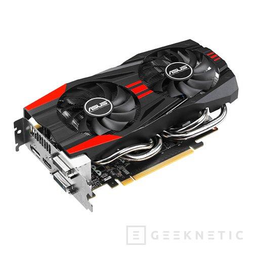 Llegan las tarjetas gráficas ASUS GeForce GTX 760 DirectCU en España, Imagen 1
