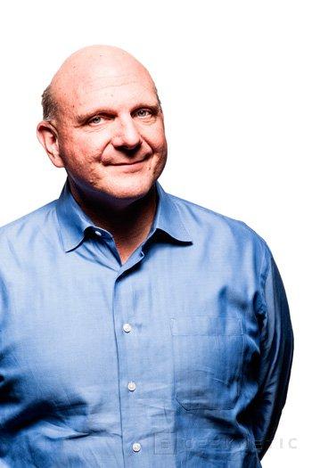 Steve Ballmer, CEO de Microsoft, anuncia su retirada en los próximos 12 meses, Imagen 1