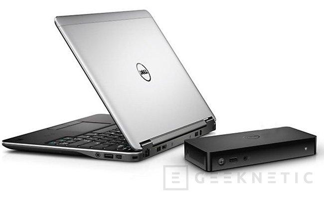 Nueva serie de Ultrabooks Dell Latitude 7000, Imagen 2