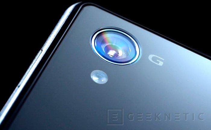 Sony presentará su Xperia Z1 con cámara de 20 megapíxeles en la feria IFA, Imagen 1