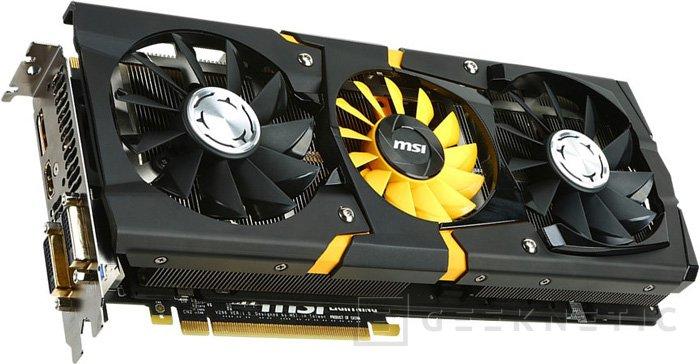 Llega la MSI GeForce GTX 780 Lightning con un VRM de 20 fases, Imagen 1