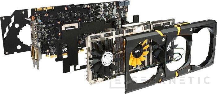 Llega la MSI GeForce GTX 780 Lightning con un VRM de 20 fases, Imagen 2