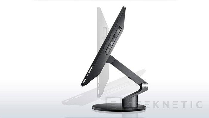 Lenovo ThinkCentre E93z, un nuevo todo en uno con perfil ultrafino de tan solo 48 mm, Imagen 2