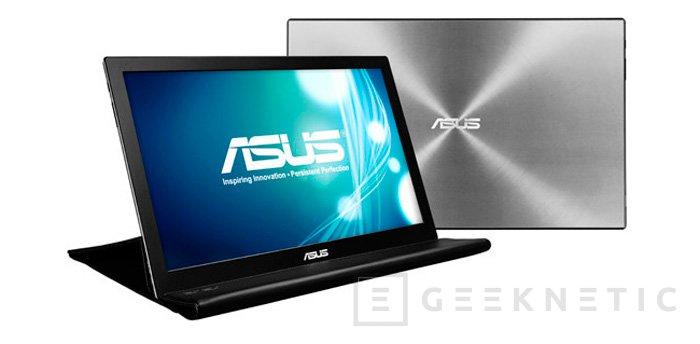 ASUS presenta un monitor de 15.6 pulgadas totalmente portátil, Imagen 1