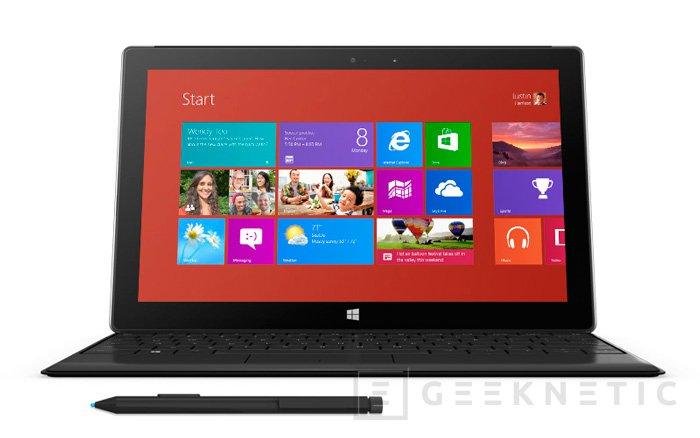 Microsoft rebaja hasta los 779 Euros el tablet Surface Pro, Imagen 2