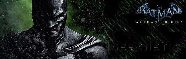 NVIDIA regalará el Batman Arkham Origins y 55 Euros para juegos Free to Play por la compra de sus gráficas, Imagen 1