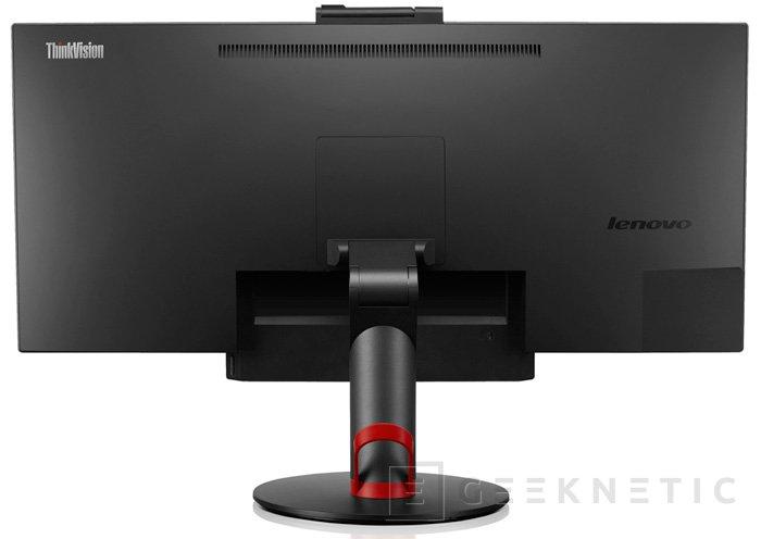 IFA 2013. ThinkVison LT2934z, Lenovo se apunta a la moda de los monitores ultra panorámicos, Imagen 2
