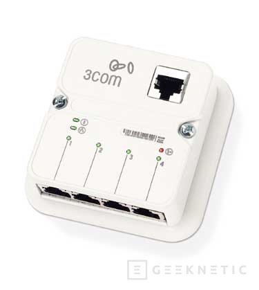 Nuevos switches 3com, Imagen 1