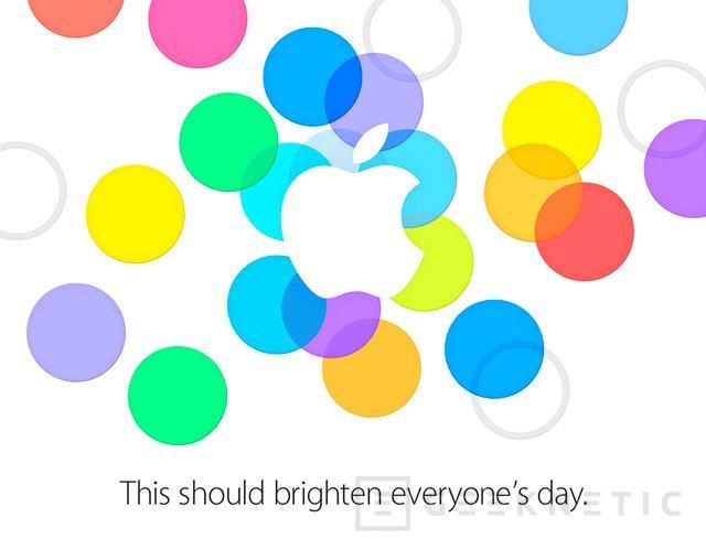 Se espera la presentación del nuevo iPhone