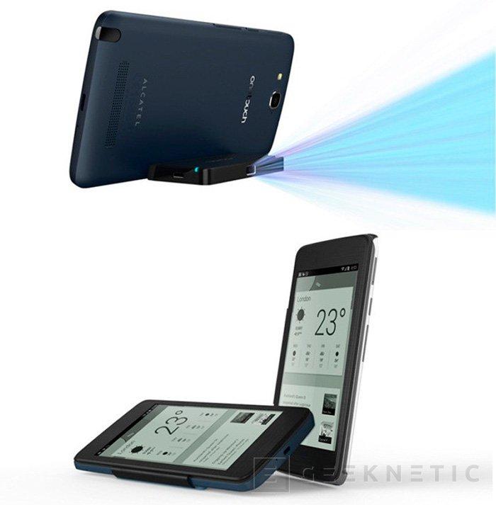 IFA 2013. Alcatel presenta nuevos modelos de smartphone, Imagen 1