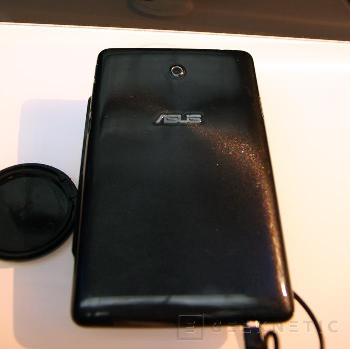 IFA 2013. ASUS Fonepad 7, nueva versión actualizada con nuevo diseño y procesador, Imagen 3