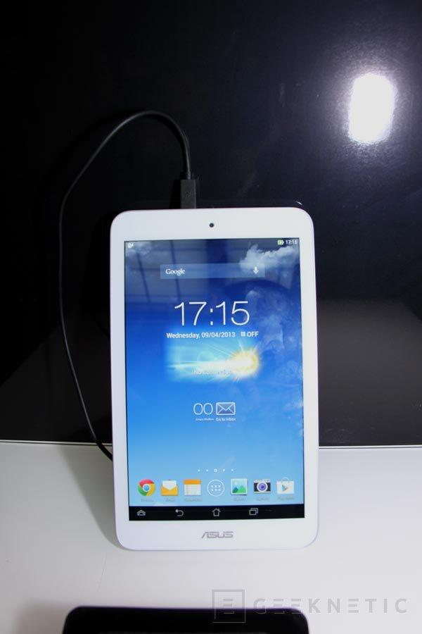 IFA 2013. Nuevos ASUS MeMo Pad 8 y MeMo Pad 10 pensados como dispositivos económicos, Imagen 2