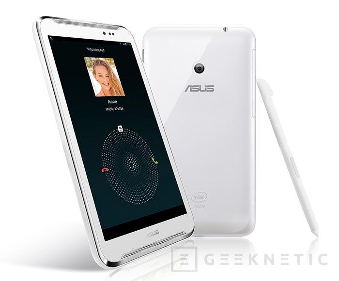 IFA 2013. ASUS Fonepad Note 6 llega en versión final, Imagen 1