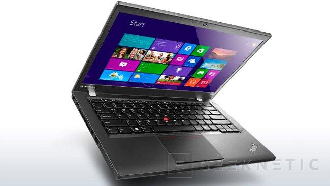 IFA 2012. El nuevo Lenovo ThinkPad Yoga  llega enfocado al mercado profesional, Imagen 1