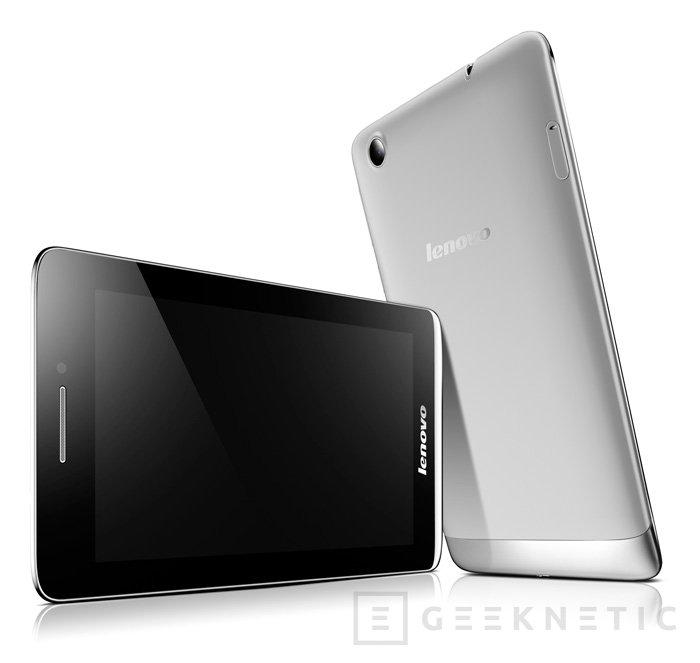 IFA 2013. Lenovo S5000, nuevo tablet de 7 pulgadas ultrafino y ligero, Imagen 1