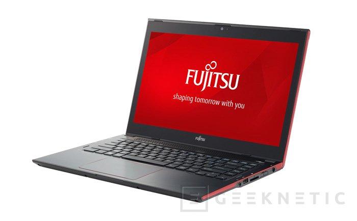 IFA 2013. Fujitsu presenta dos nuevos Ultrabooks de la familia Lifebook U con 3G integrado, Imagen 2