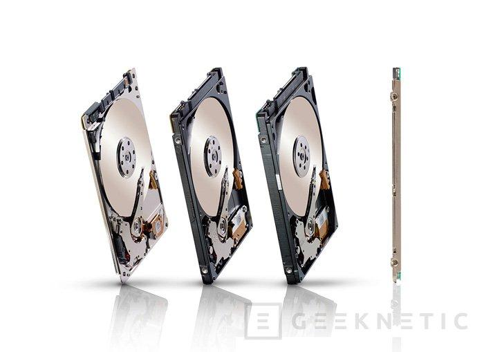 Seagate Ultra Mobile HDD, discos duros para tablets de hasta 500 GB, Imagen 2