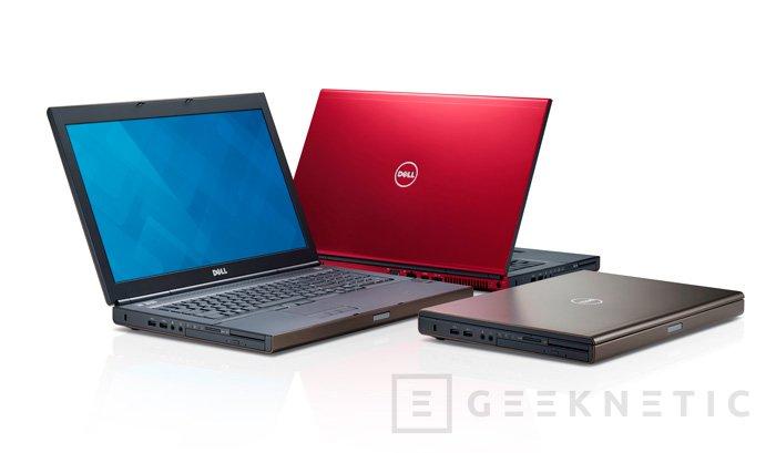 Dell Precision M4800, workstation portátil con pantalla de alta resolución, Imagen 1