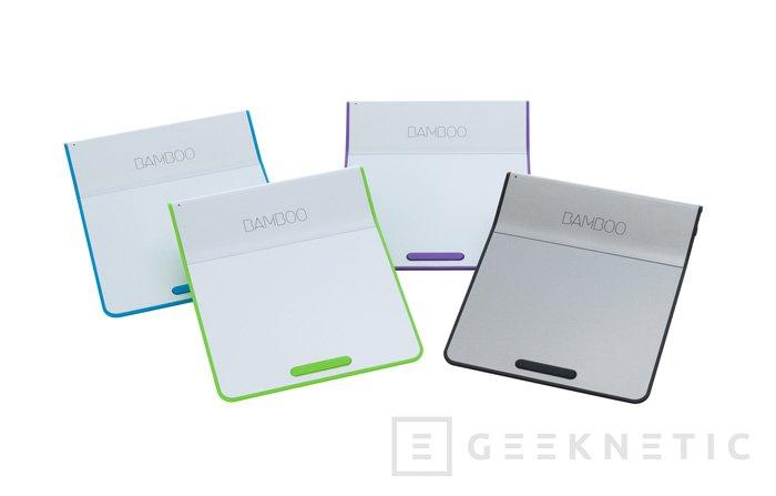 Wacom lanza el Bamboo Pad, un pad táctil para ordenador con stylus incorporado, Imagen 2