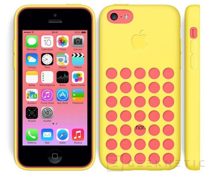Finalmente el iPhone 5C de Apple no es una versión económica de su smartphone más famoso, Imagen 2