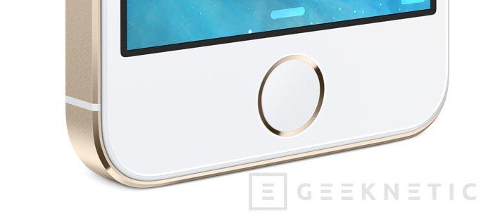Apple presenta el iPhone 5S con procesador de 64 bits, Imagen 2
