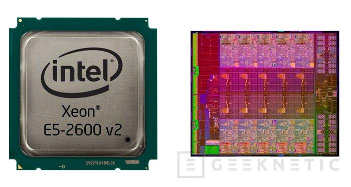 Intel Xeon 5-2600 V2, nueva familia de CPU para servidores basados en Ivy Bridge-EP, Imagen 2