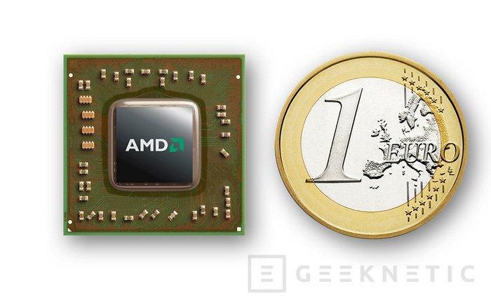 AMD añade una nueva APU Elite Mobility de 4 núcleos destinada al mercado de tablets y portátiles híbridos, Imagen 1
