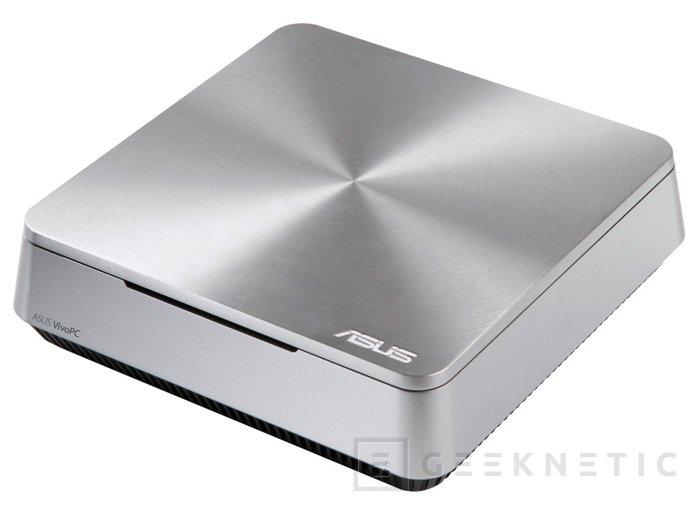 ASUS presenta el VivoPC, un nuevo ordenador de pequeño formato, Imagen 1