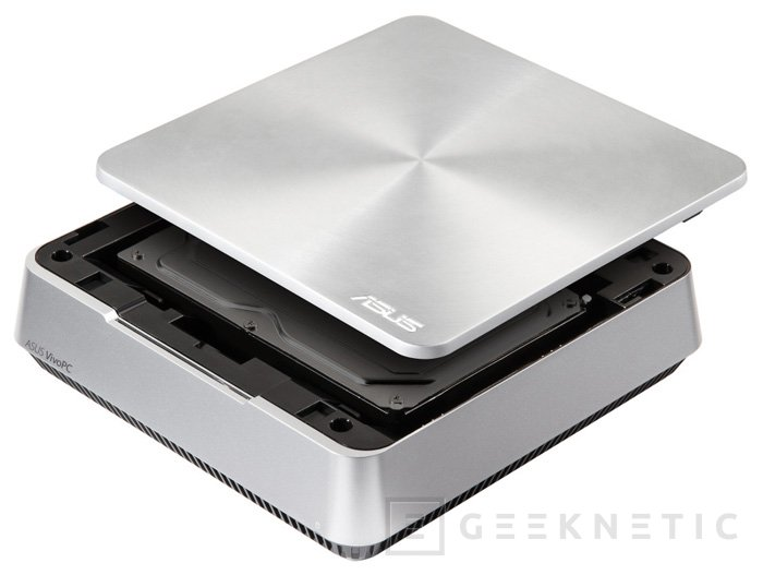 ASUS presenta el VivoPC, un nuevo ordenador de pequeño formato, Imagen 2