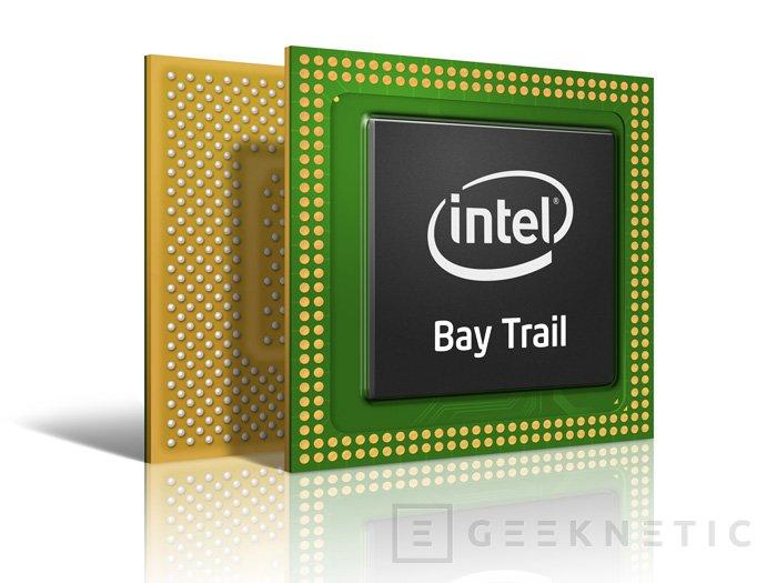 Intel lanza finalmente su plataforma Bay Trail de SoCs Atom con mejoras importantes en la potencia de CPU y GPU, Imagen 1