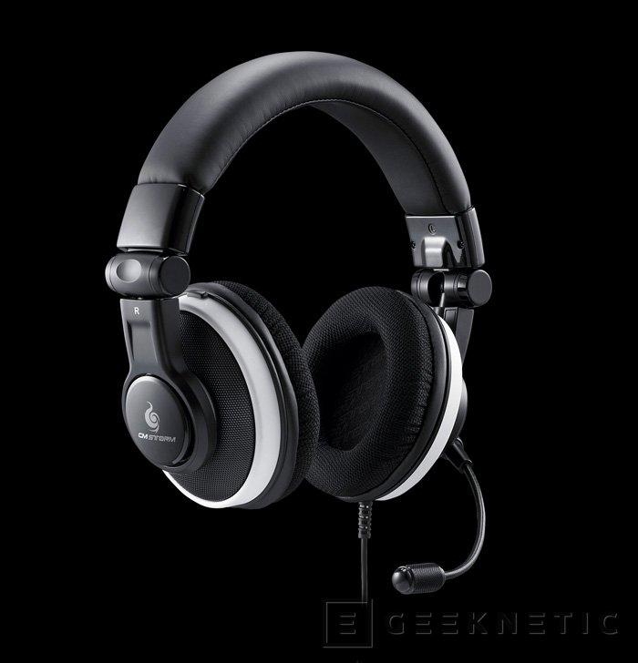 CM Storm añade dos nuevos modelos a su gama de auriculares gaming Ceres, Imagen 1